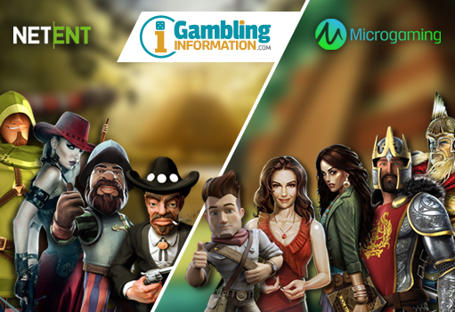 online casino game providers